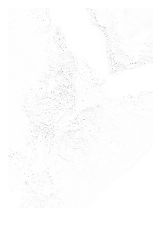 Ethiopia wall map