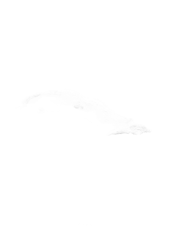 Cuba wall map