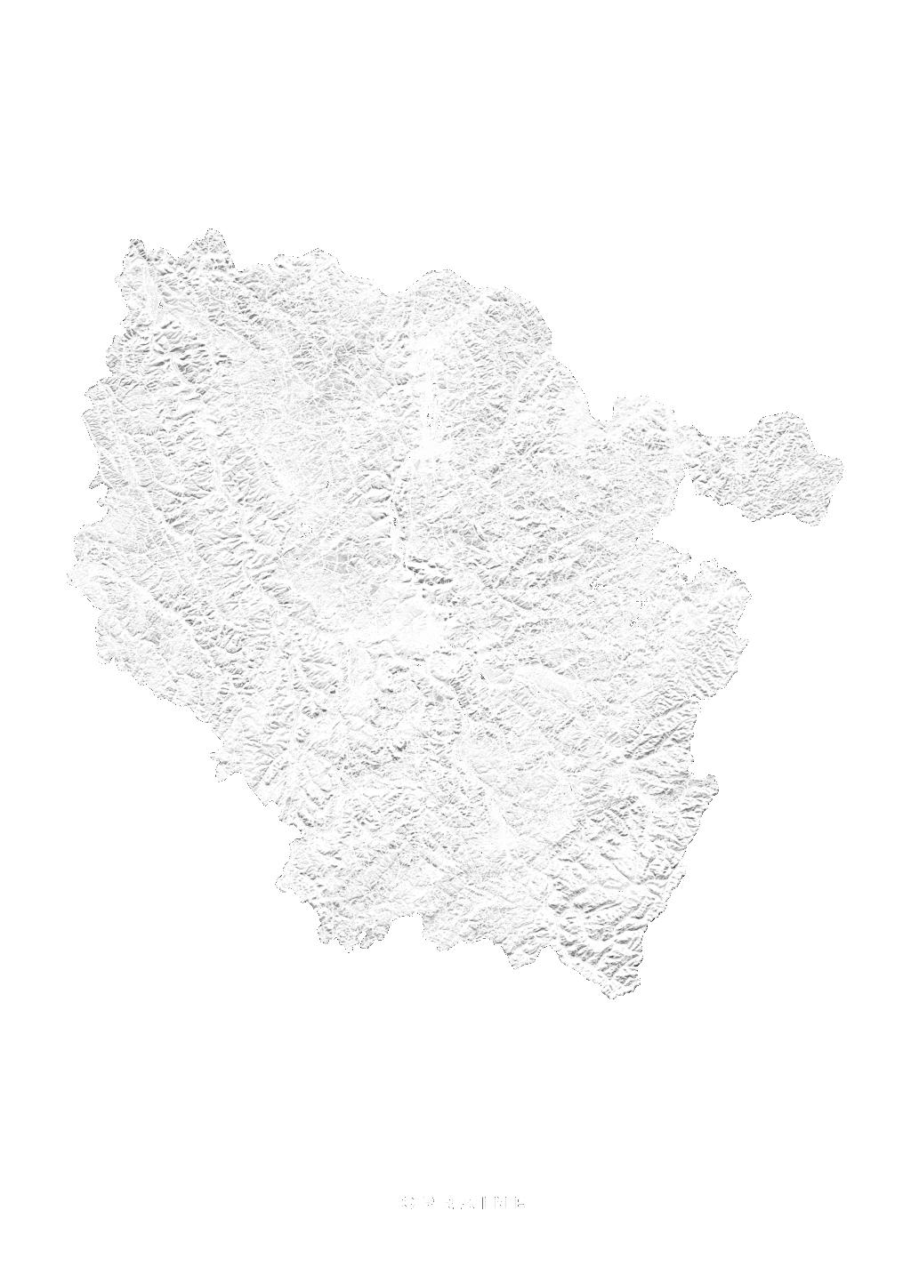 Lorraine wall map