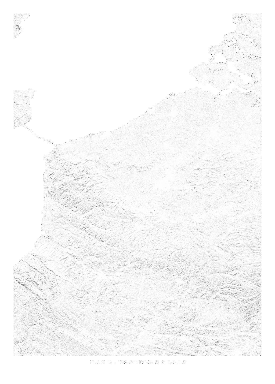 Nord Pas De Calais wall map