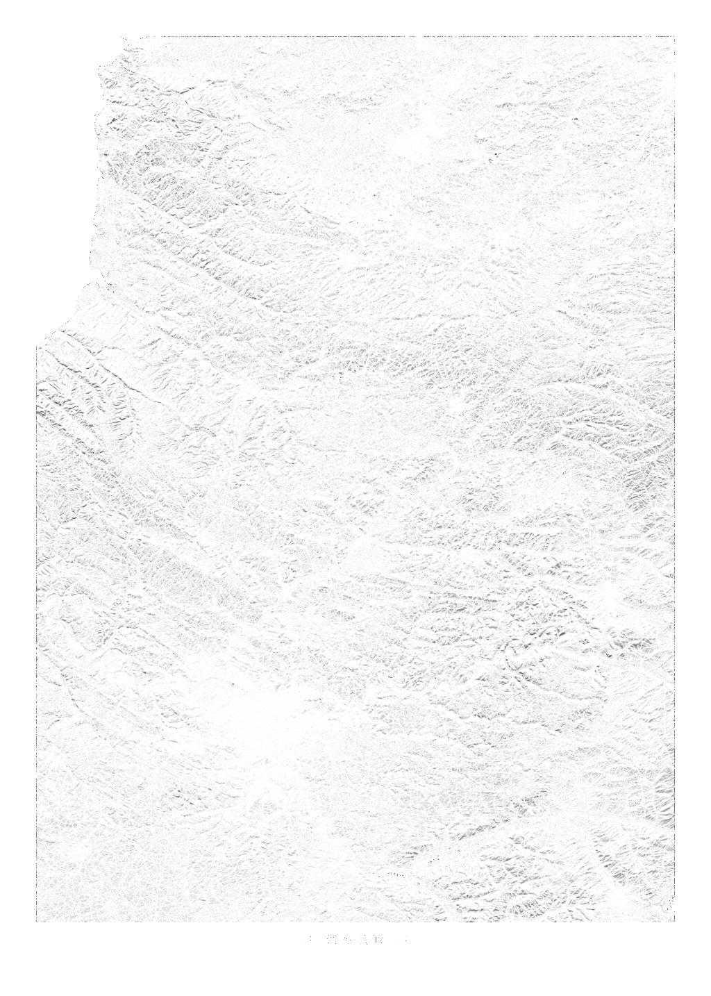 Picardie wall map