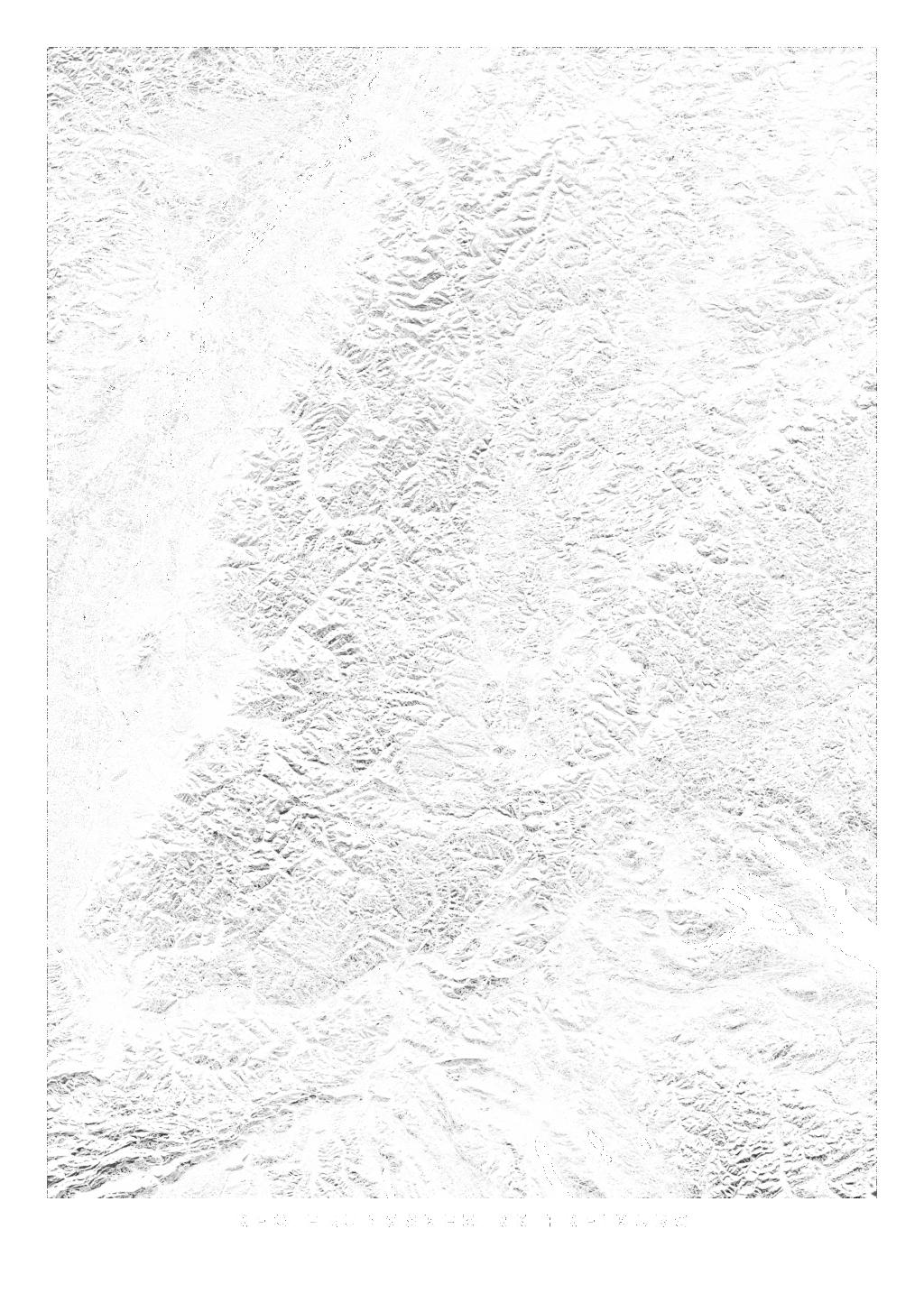 Regierungsbezirk Freiburg wall map