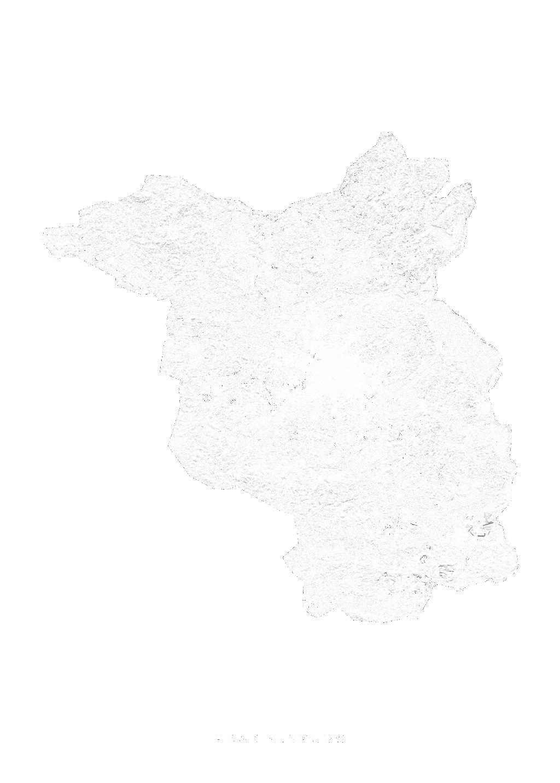 Brandenburg wall map
