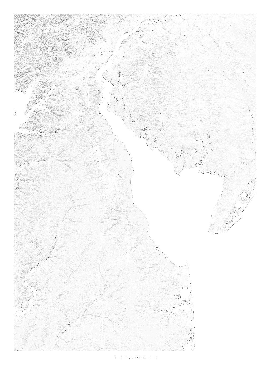 Delaware wall map